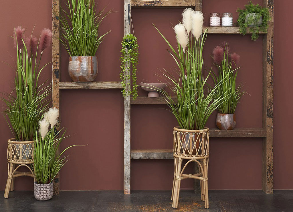 Trendmaterial: Bambus