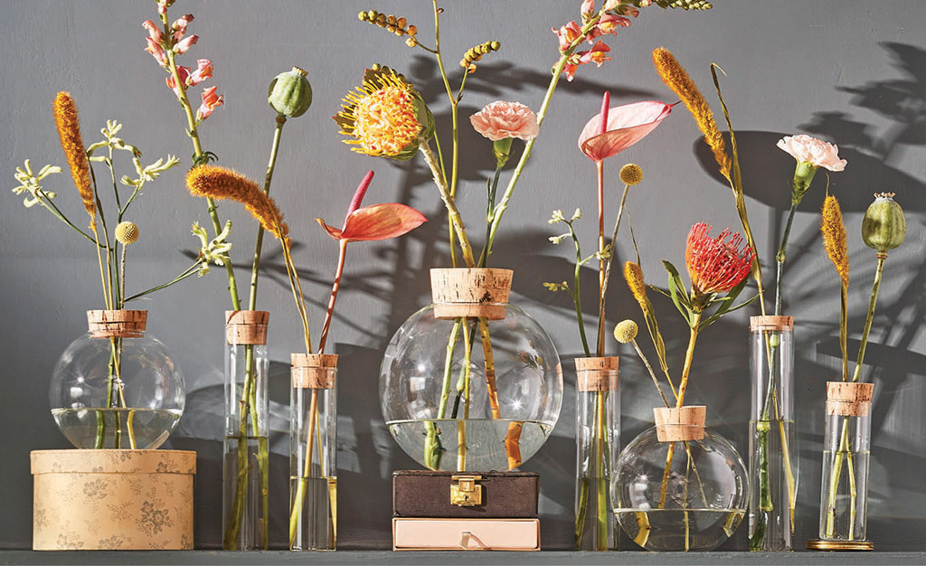 Silk flowers | a flourishing trend